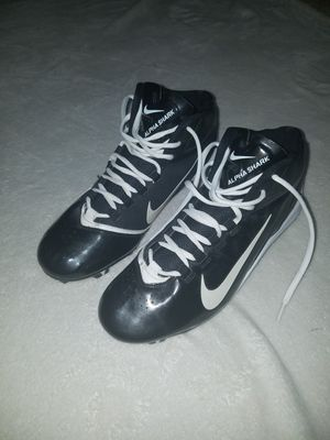 Nike Football Cleats - Men's size 11 for Sale in Naperville, IL