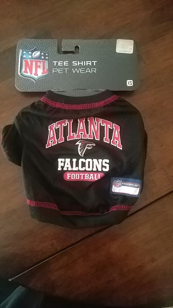 fe3fc8522 New Atlanta Falcons Dog Tee-shirt x-small (Pet Supplies) in Atlanta ...
