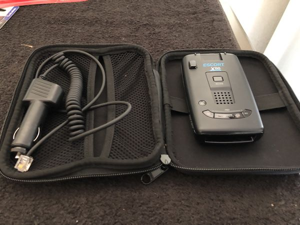 Passport Radar Detector >> Mint Escort Passport Radar Detector X80 With Voice For Sale In