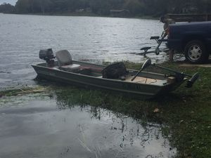 New and Used Deck boat for Sale in Deltona, FL - OfferUp