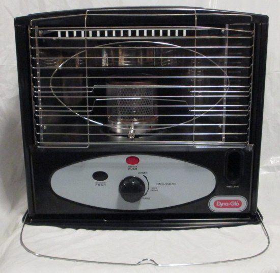 10 000 BTU Portable Kerosene Radiant Heater Dyna Glo RMC 55 R7 For Sale In Floyd VA OfferUp