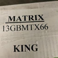GhostBed 3D Matrix King Mattress Thumbnail