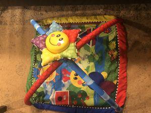 Photo Baby Einstein's playmat