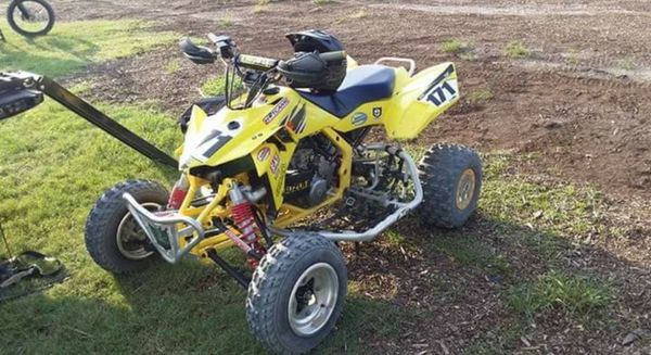 2007 Suzuki LTR 450 for Sale in Winter Haven, FL - OfferUp