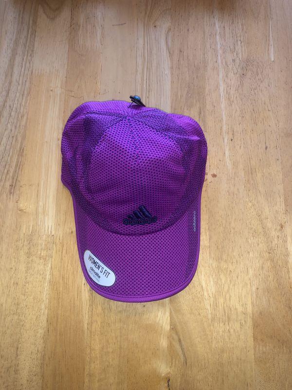 8c409f54 adidas Adizero prime running hat for women Pink for Sale in Kansas ...