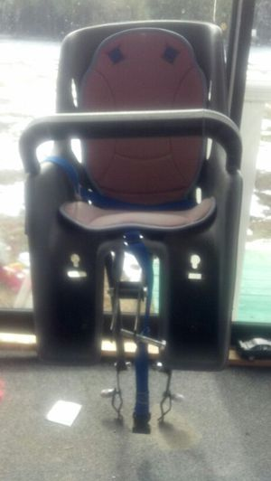 Baby Or Small Child's Seat For Back Of Adult Bicycle for Sale in Petersburg, VA
