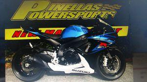 2014 Suzuki Gsxr 600 10/10 condition WE FINANCE ANY CREDIT! for Sale in Orlando, FL