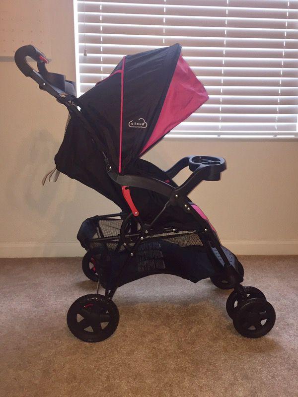 Kolcraft Cloud Sport Lightweight Stroller Fuchsia Pink For Sale In Orlando Fl Offerup