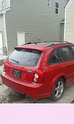 2003 Mazda Protege Thumbnail