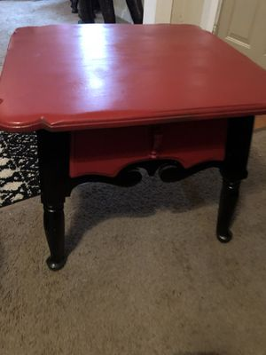 Coffee And End Table For In Burkburnett Tx