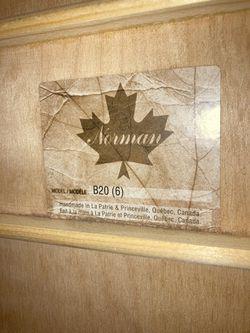 Norman B20 Acoustic Guitar Thumbnail