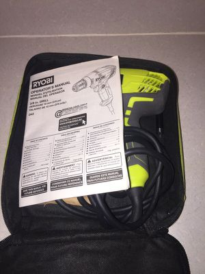 Brand new ryobi drill . for Sale in Severn, MD
