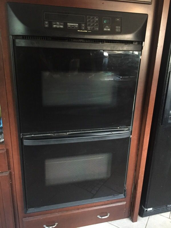 Kitchenaid Superba Double Wall Oven For Sale In Columbus Oh Offerup