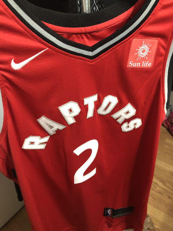 finest selection 7572c a11d1 2018 2019 Kawhi Leonard Toronto Raptors NBA Basketball Swingman Jersey for  Sale in Tempe, AZ - OfferUp