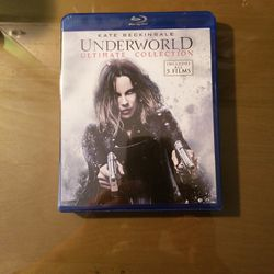 UNDERWORLD ULTIMATE COLLECTION Thumbnail