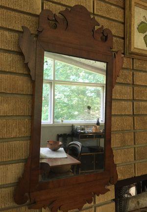 Antique Chippendale-Style Mirror for Sale in Arlington, VA