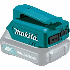 Photo Makita 12V max CXT Lithium‑Ion Cordless Power Source, Power Source Only
