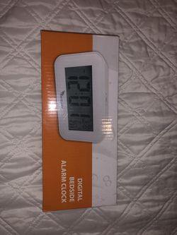 Digital Alarm Clock Thumbnail