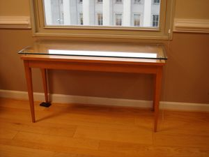 Furniture, console side table for Sale in Washington, DC