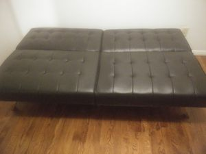 Black Futon For In Kansas City Ks