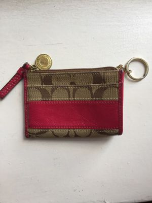 Mini Skinny Wallet by COACH for Sale in Philadelphia, PA