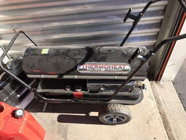 Thermoheat Dual Heat Technology Heater