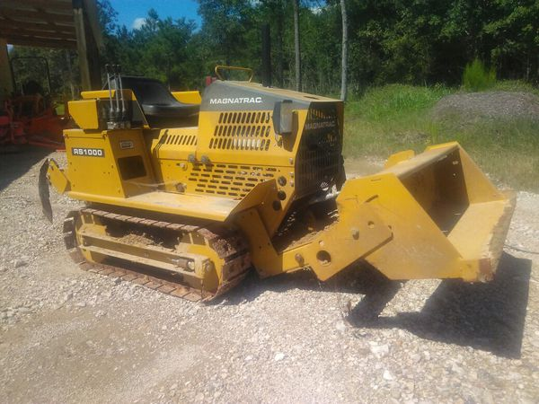 Magnatrac RS1000 mini dozer for Sale in Cleveland, TX - OfferUp