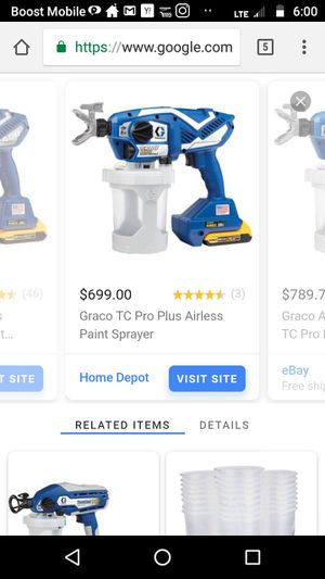 Airless Paint Sprayer for sale   Only 2 left at -70%