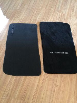 2 Different Porsche Floor Mats - Available in Smyrna for Sale in Atlanta, GA