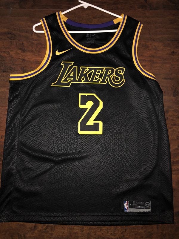 buy popular 66c5f b4ced Lonzo Ball City Jersey for Sale in Santa Ana, CA - OfferUp