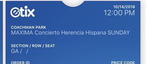 Semana Herencia Tickets 15$ for Sale in Tampa, FL