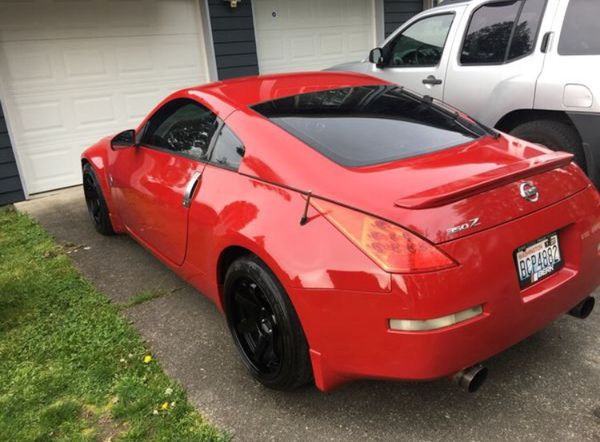 2006 Nissan 350z Rev Up 130xxx For Sale In Tacoma Wa Offerup