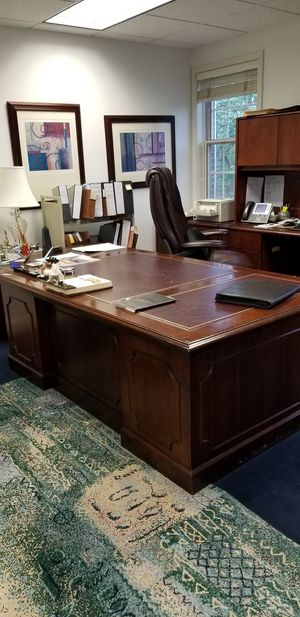 Kittinger Executive Desk for Sale in West McLean, VA