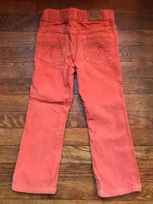 Youth corduroy pants by Ralph Lauren size 6 for Sale in Boston, MA