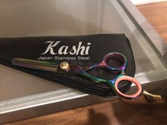 Kashi Haircutting Thinning Scissors Thumbnail