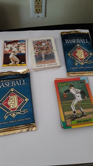 New And Used Baseball Cards For Sale In Florence Sc Offerup