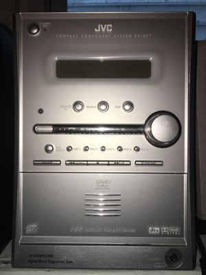 5 disk DVD, CD player and radio for Sale in Frederick, MD