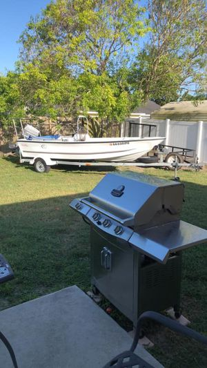 New and Used Deck boat for Sale in Clermont, FL - OfferUp