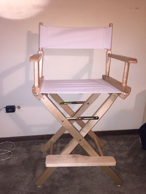 Remarkable New And Used Directors Chair For Sale In Chicago Il Offerup Andrewgaddart Wooden Chair Designs For Living Room Andrewgaddartcom