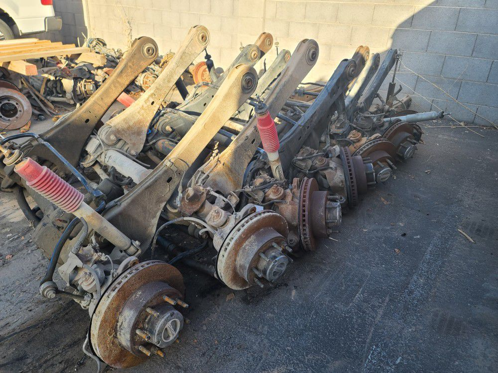 Ford Dana 60 front axles, also have rears great to crawler, tj jk jeep