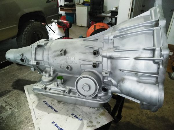 4L60E Transmission For Sale >> 4l60e Transmission For Sale In San Antonio Tx Offerup