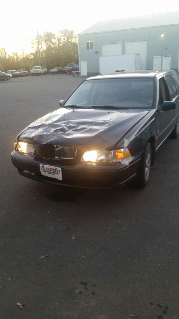 1999 Volvo V70 For Sale In Ferndale Wa Offerup