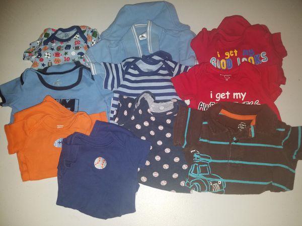 c42f91799a4f1 12 month boy clothes lot