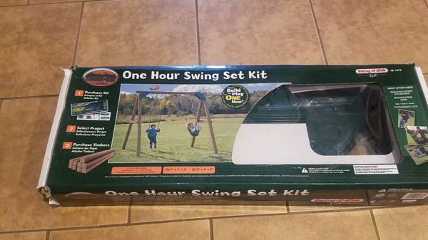 One Hour Swing Set For Sale In Kyle Tx Offerup