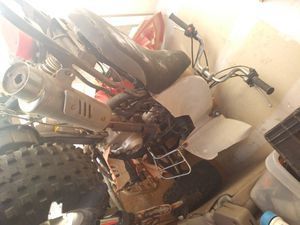 125 cc four wheeler, 50 cc dirt bike for Sale in West Point, UT