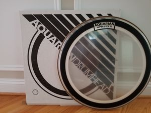 Brand new Aquarian Super Kicker II drumhead for Sale in Burke, VA