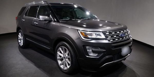 2016 Ford Explorer Limited Fully Loaded