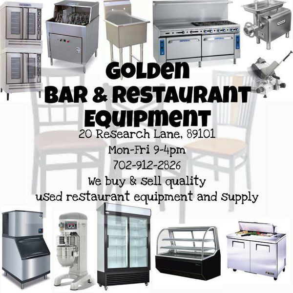 Used Restaurant Equipment For Sale In Las Vegas Nv Offerup