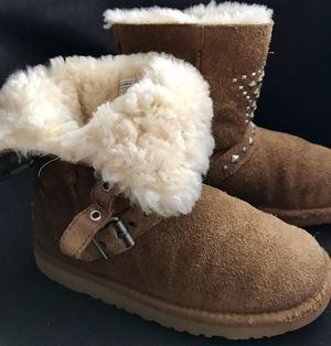 Girls UGG Boots Kids Size 2 for Sale in Alexandria, VA