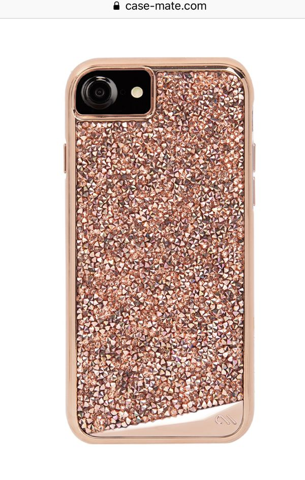 quality design b3b24 704f8 CASE MATE Brilliance iPhone 8/iPhone 7/iPhone 6s/iPhone 6 for Sale in Mesa,  AZ - OfferUp